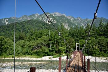 DSC_4295新村橋から前穂方面.JPG