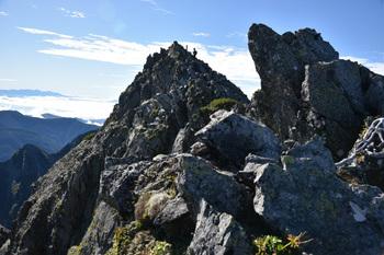 _DSC_0599涸沢岳の頂上.JPG