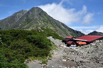 _DSC_9582_01北岳山荘まえから北岳.JPG
