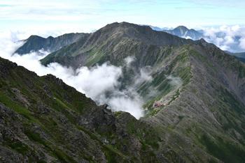 _DSC_9886_01北岳頂上付近から間ノ岳.JPG